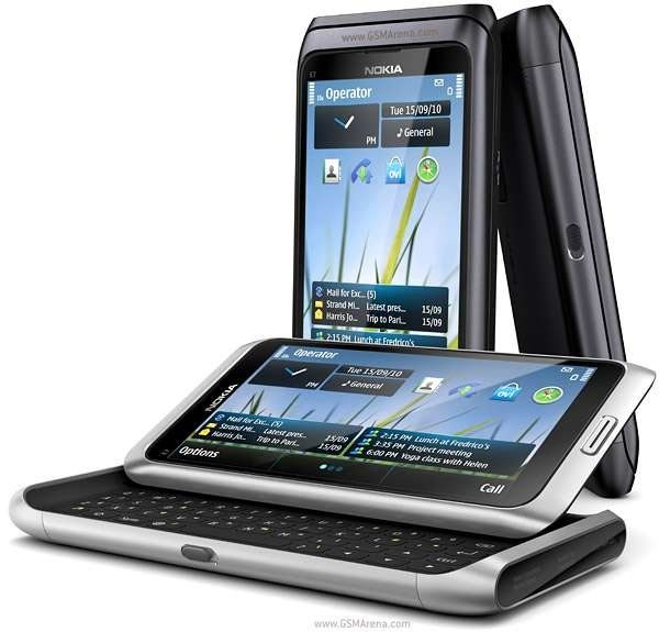 Buy The Nokia E7 In Nigeria