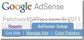 Google Adsense Login