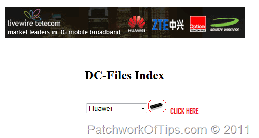 Download Huawei Firmware