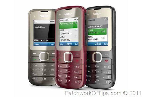 Nokia C2-00 Dual SIM Phone Review