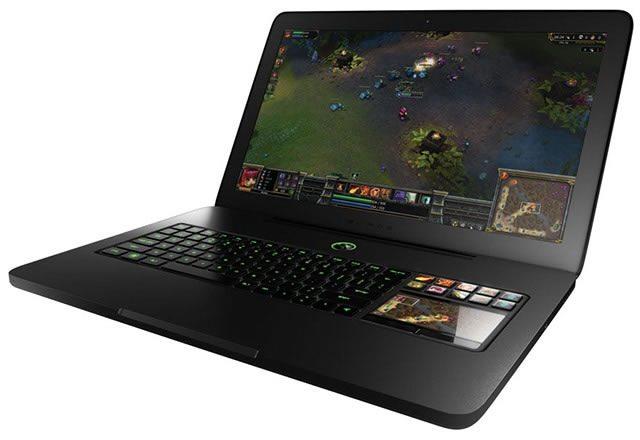 Expensive Razer Blade Gaming Laptop