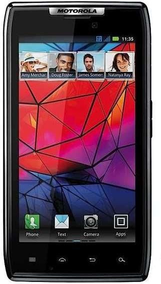 Motorola DROID RAZR Released