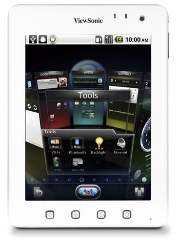 Order ViewSonic ViewPad 7e Android Tablet