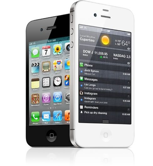Buy SIM-Free Unlocked iPhone 4S In USA