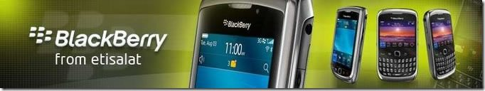 Don't Subscribe To Etisalat BlackBerry Plan Yet