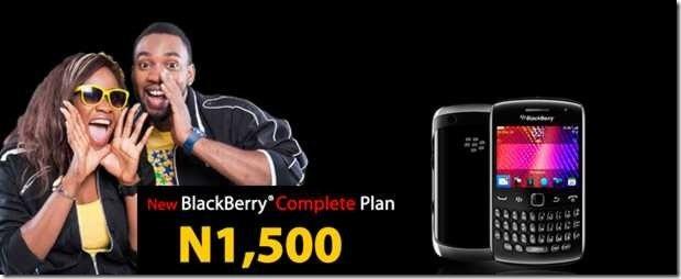MTN BlackBerry Complete Plans