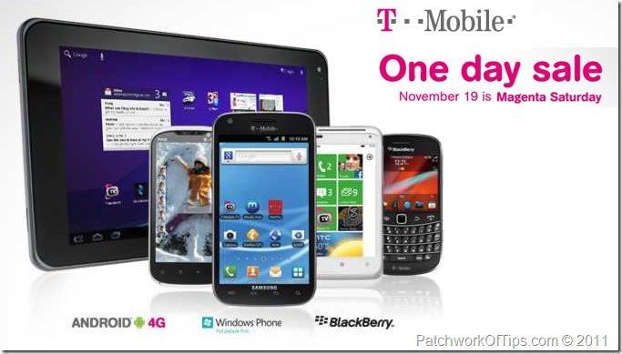 T-Mobile USA Black Friday Like Sales