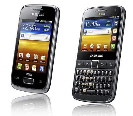 Samsung Galaxy Y Duos Dual-SIM Coming Soon