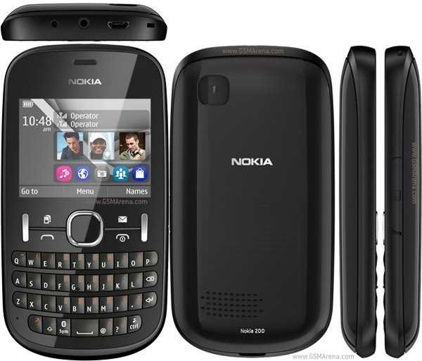 Nokia Asha 200 Dual SIM Review