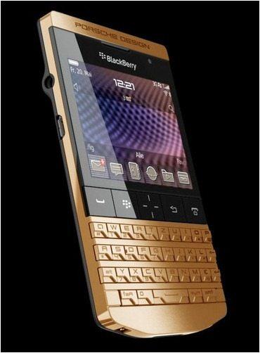 gold-plated-Blackberry-porsche-p9981