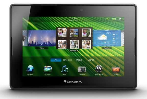 BlackBerry Playbook 64GB Review