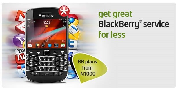 BlackBerry Absolute Plan From Etisalat Nigeria
