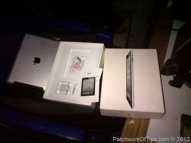 Buy Apple iPad 4