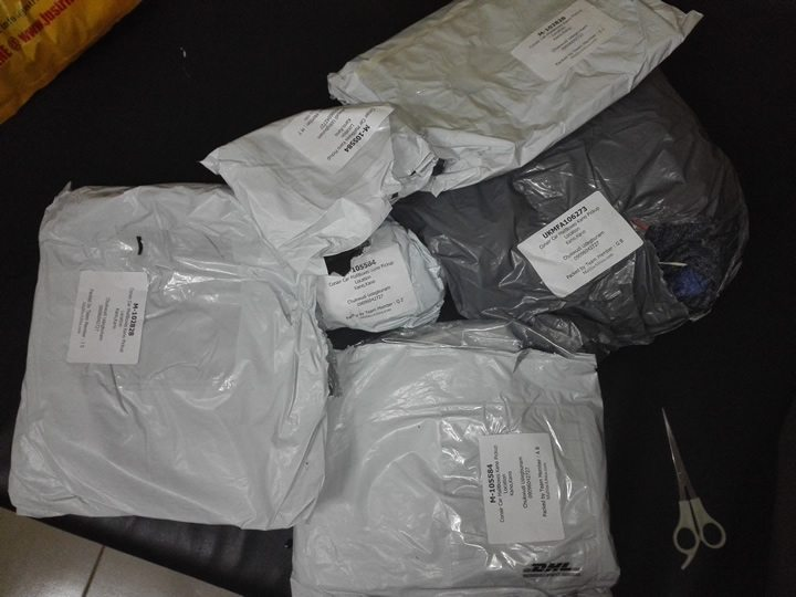 MallForAfrica Orders