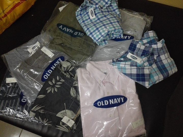 Old Navy Sales