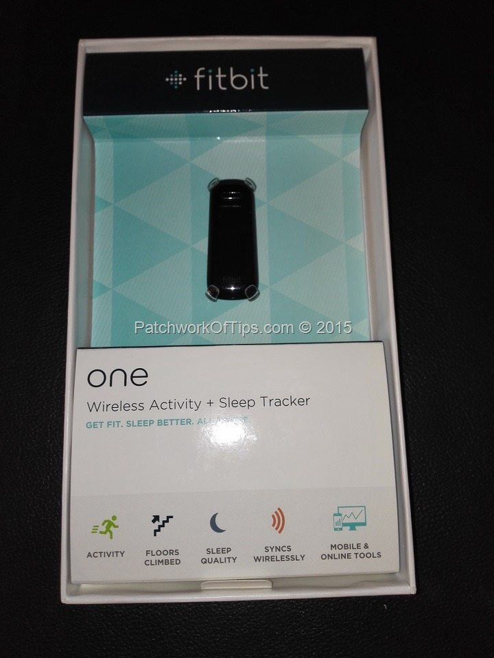 FitBit One Fitness Tracker for Sale 1