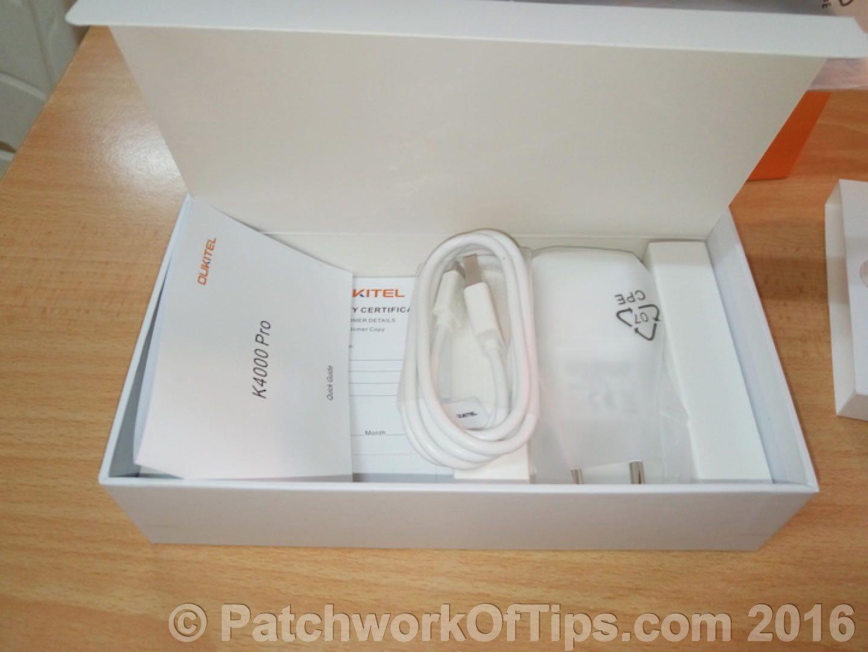 Oukitel K4000 Pro Unboxed 2