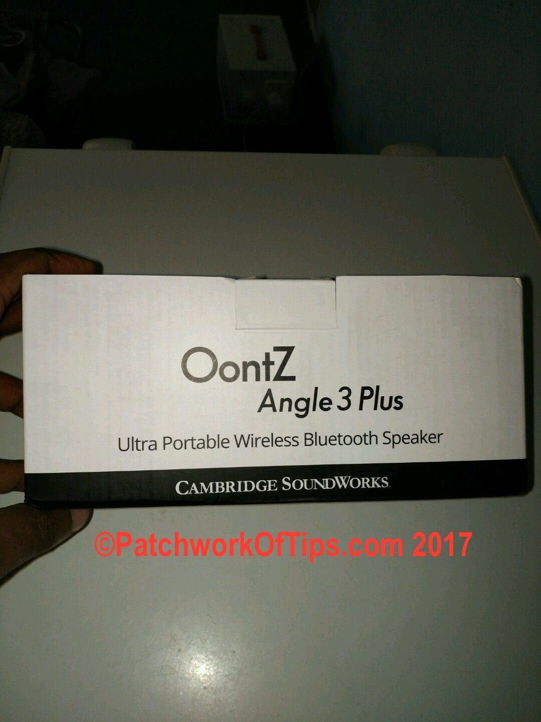 Oontz Angle 3 Plus