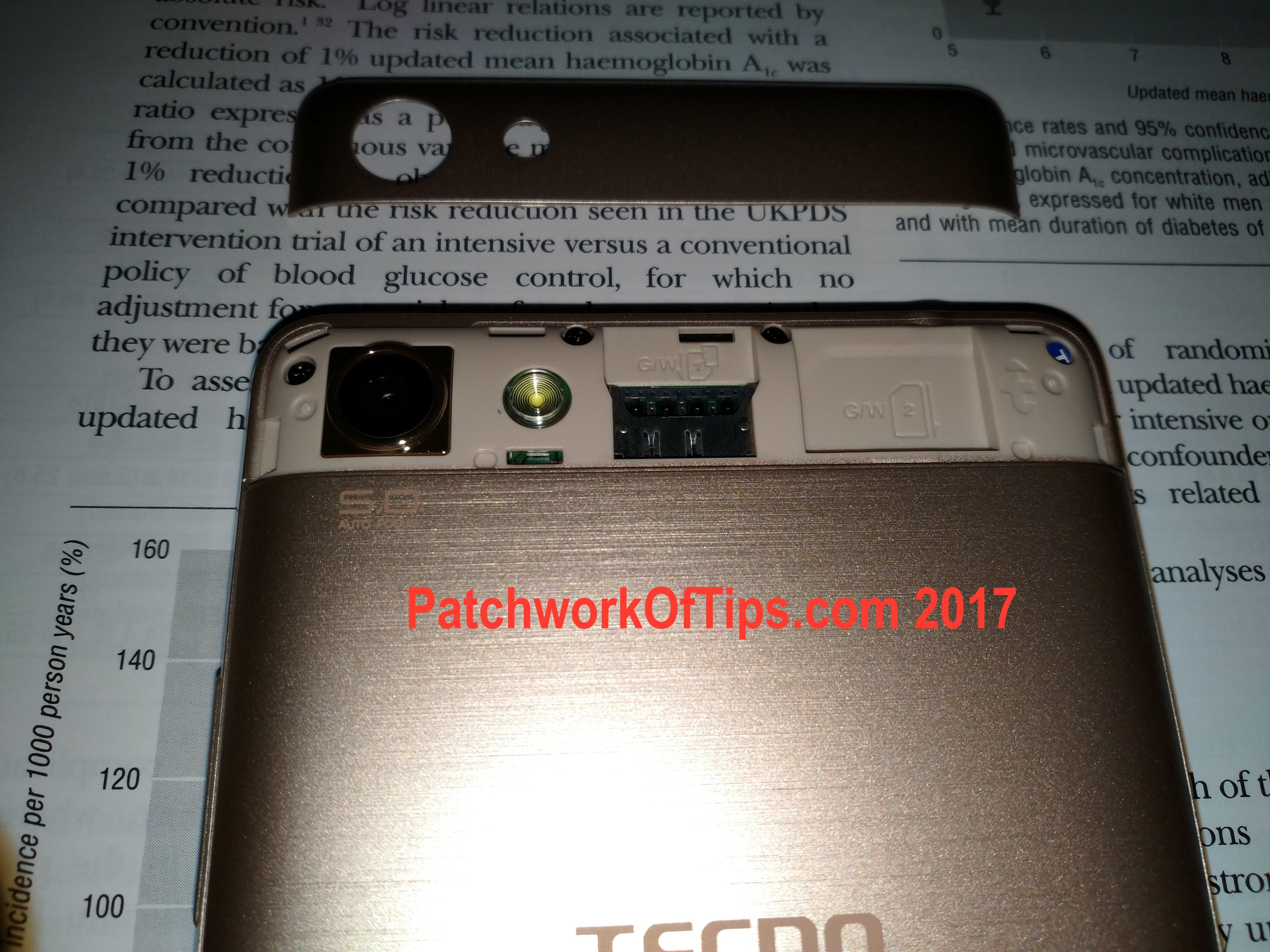 Tecno WX3P Unboxing 6